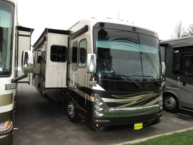 2014 Class A - Diesel Thor Motor Coach Tuscany