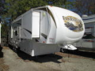 Used 2011 Heartland ELK RIDGE 29BHCK Fifth Wheel For Sale