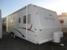 Used 2005 Jayco Jayfeather 23B Hybrid Travel Trailer For Sale