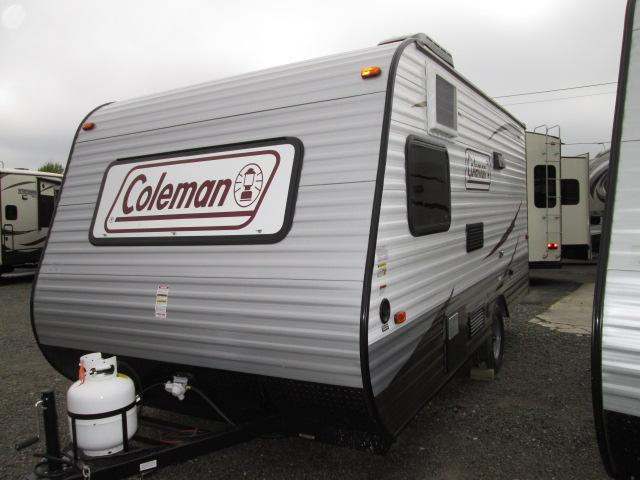 New 2015 Coleman Coleman Travel Trailers For Sale In