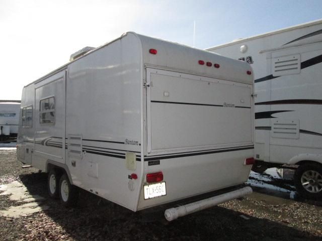Used2002 r vision trail lite hybrid travel trailer for sale for Lakewood wood stove for sale