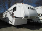 Used 2009 Keystone Cougar 320 SRX Fifth Wheel Toyhauler For Sale