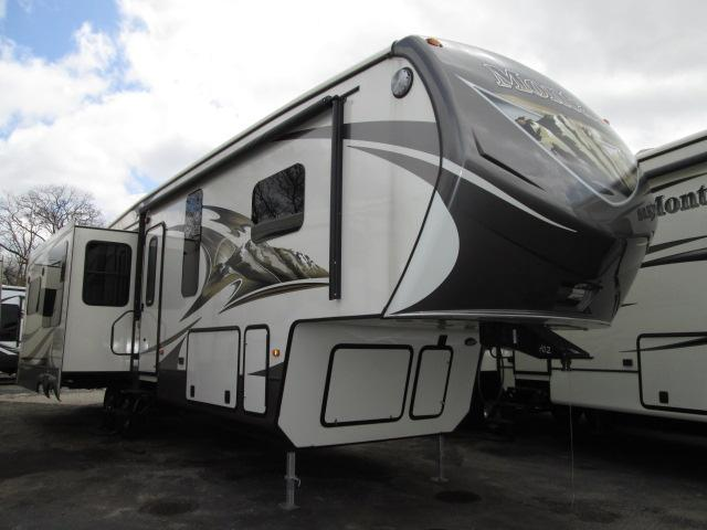 2014 Fifth Wheel Keystone Mountaineer