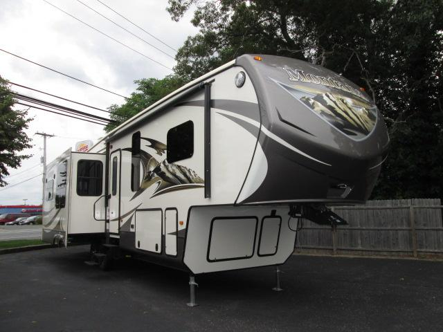 2015 Fifth Wheel Keystone Mountaineer
