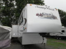 Used 2008 Sunnybrook Titan 33CKTS LTD Fifth Wheel For Sale
