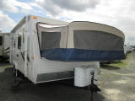 Used 2010 Skamper Kodiak 214 Hybrid Travel Trailer For Sale