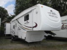 Used 2005 Forest River Cedar Creek SILVER BACK 33LBHTS Fifth Wheel For Sale