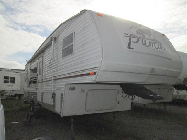 2007 Palomino Puma