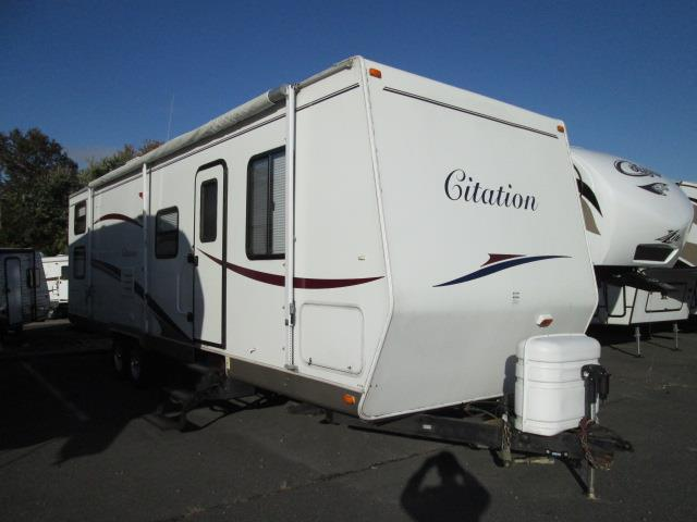 Used 2004 Thor Citation 34E Travel Trailer For Sale