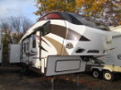 Used 2014 Keystone Cougar 301 SAB Fifth Wheel For Sale