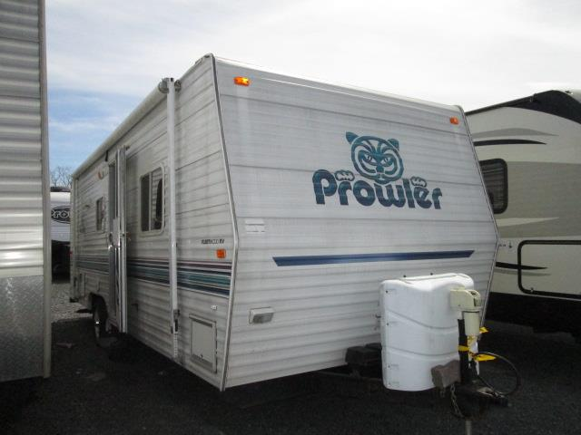 Used 2003 Fleetwood Prowler 25Z Travel Trailer For Sale