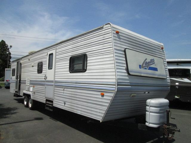Used 1996 Skyline Layton 3710 Travel Trailer For Sale