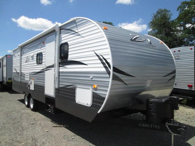 2016 Travel Trailer Crossroads Z-1