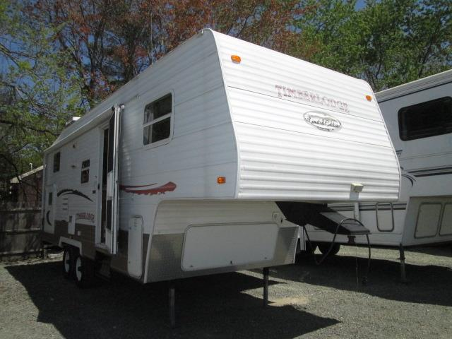 Used 2008 Adventure Mfg Timberlodge 245BH Fifth Wheel For Sale