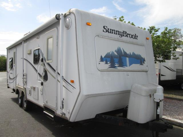 Used 2004 Sunnybrook Titan 26CKS Travel Trailer For Sale