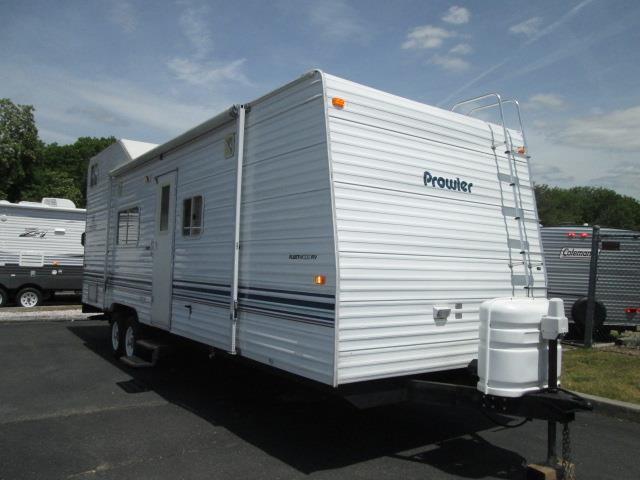 Used 2001 Fleetwood Prowler 26A Travel Trailer Toyhauler For Sale