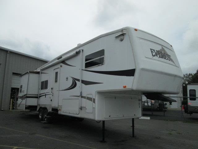 Used 2003 Keystone Everest 343L Fifth Wheel For Sale