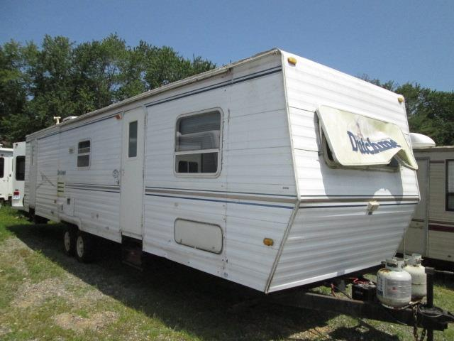 Used 2000 Dutchmen Classic 36FB Travel Trailer For Sale