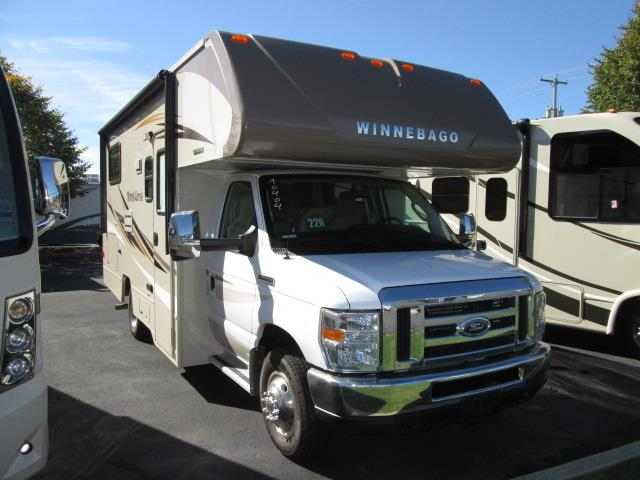 New 2016 Winnebago Minnie 22R Class C For Sale