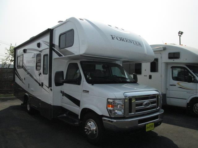 New 2016 Forest River Forester 2291SC Class C For Sale