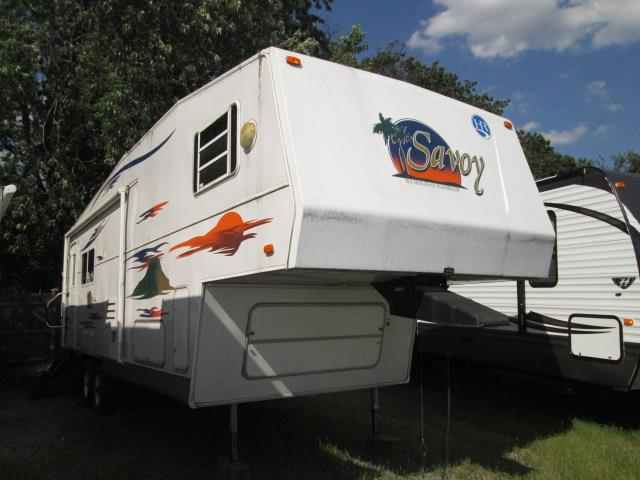 Used 2005 Holiday Rambler Savoy 28RLS Fifth Wheel For Sale