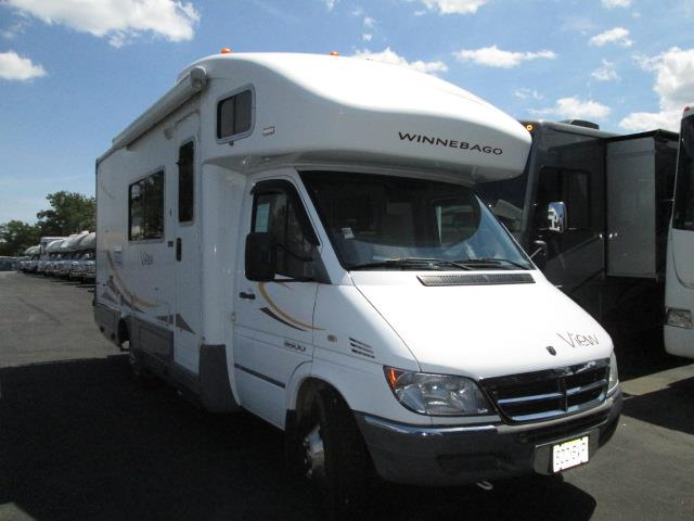 Used 2007 Winnebago View 23H Class C For Sale