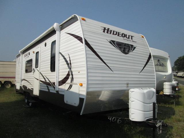 Used 2013 Keystone Hideout 260 LHS Travel Trailer For Sale