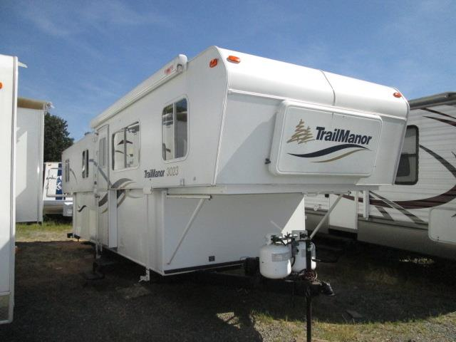 Used 2002 Travel Lite RV Trailmanor 3023 Travel Trailer For Sale