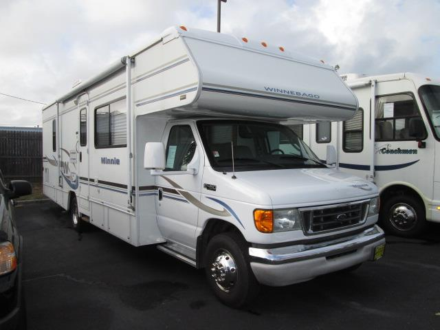 Used 2004 Winnebago Minnie 29B Class C For Sale