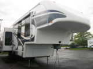 Used 2008 Glendale Titanium 30E35SA Fifth Wheel For Sale