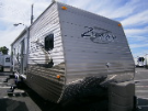 New 2014 Crossroads Zinger 33FK Travel Trailer For Sale