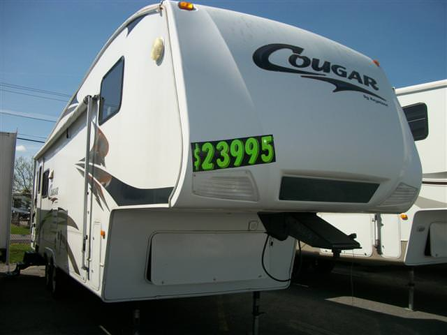 Buy a Used Keystone Cougar in Syracuse, NY.