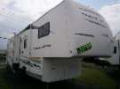 Used 2007 Gulfstream Maxlite 38 Fifth Wheel Toyhauler For Sale