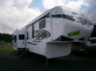 Used 2010 Keystone Montana 3455RL Fifth Wheel For Sale