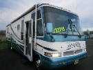 Used 2001 Damon Intruder 378 Class A - Gas For Sale