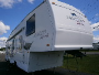 Used 2005 Forest River All American 375CKDS Fifth Wheel Toyhauler For Sale