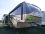 Used 2009 Forest River Cardinal CAF335 Fifth Wheel For Sale