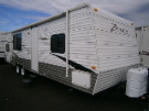 New 2011 Crossroads Zinger 27BHS Travel Trailer For Sale