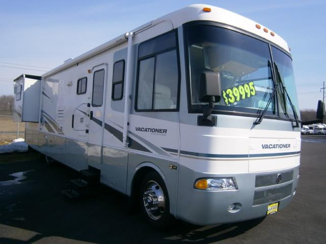 Buy a Used Holiday Rambler Vacationer in Syracuse, NY.