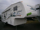 New 2005 Forest River Wildcat 28RK Fifth Wheel For Sale