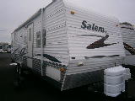 New 2007 Forest River Salem Le 27RBDS Travel Trailer For Sale