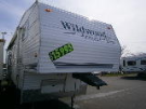 New 2006 Forest River Wildwood Le 32SRV Fifth Wheel Toyhauler For Sale