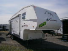 New 2007 Crossroads Zinger 27RL Fifth Wheel For Sale