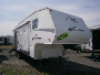 Used 2007 Crossroads Zinger 27RL Fifth Wheel For Sale