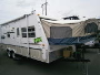 Used 2007 Starcraft Travel Star 21SB Hybrid Travel Trailer For Sale