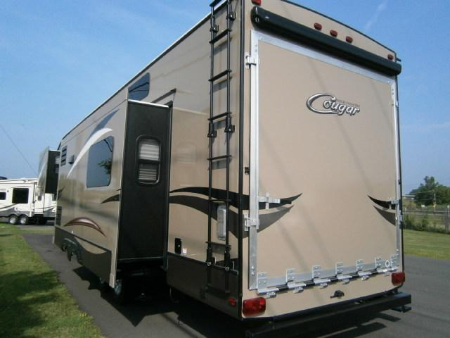 New 2015 Keystone Cougar Fifth Wheel Trailer For Sale In