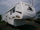 New 2008 Forest River Silverback 35L4QB Fifth Wheel For Sale