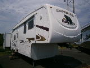 Used 2008 Forest River Silverback 35L4QB Fifth Wheel For Sale