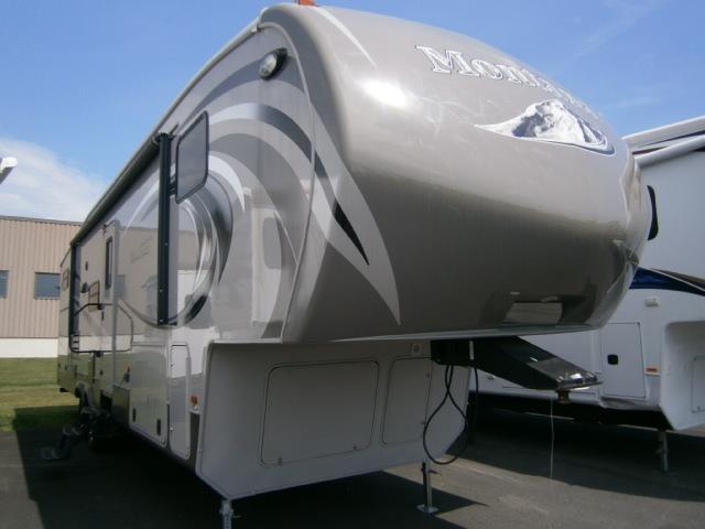 Used 2013 Keystone Montana 338DB Fifth Wheel For Sale