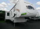 New 2008 Sunnybrook BRISTOL BAY 3450TS Fifth Wheel For Sale